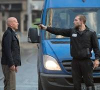 Die Hard : Belle journée pour mourir - Bruce Willis - Jay Courtney