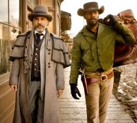Django Unchained - Photo Christoph Waltz / Jamie Foxx