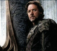 Man of Steel Photo - Russell Crowe